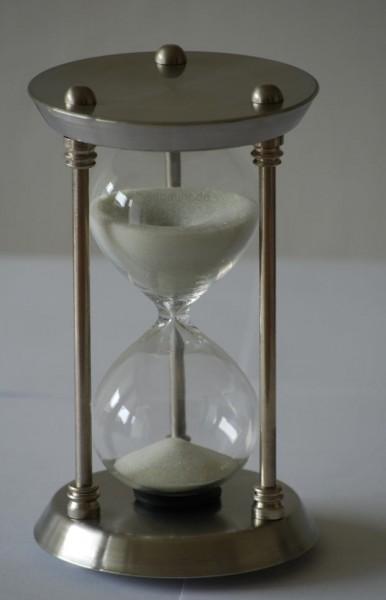 50-Minuten-Sanduhr Einzelanfertigung